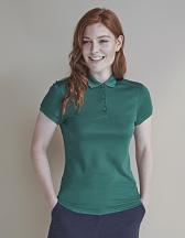 Ladies´ Slim Fit Stretch Polo Shirt + Wicking Finish