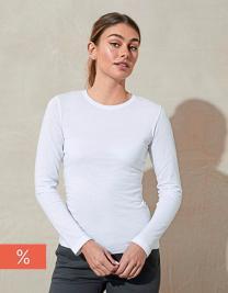 Women´s Long Sleeve Tri-Blend T