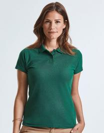 Ladies` Classic Polycotton Polo