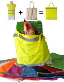 Warnsac® Shopping Bag long handles
